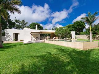 Casa Sisal from lawn