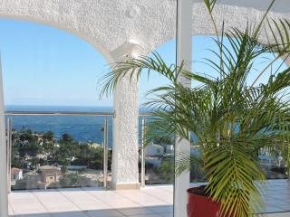 Luxury villa with outstanding sea views., Javea