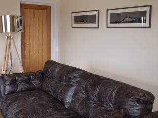 Door into the backroom