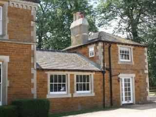 Pond Cottage at the Old Vicarage, Caldecott