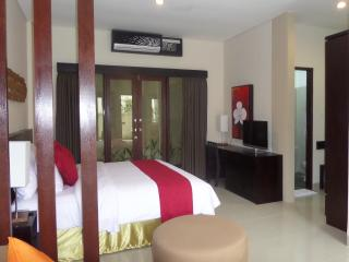 1BR Studio Krisna Apartment With Shared Pool