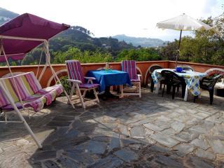 villino casa con giardino, Arcola