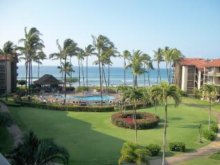 Papakea Resorts, Maui,Ocean Front, 1 Bed+Balcony, Ka'anapali