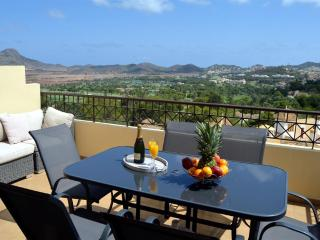 Panoramic Views - 2 Balconies - Free WiFi - Communal Pool - Parking - 7708, Los Belones