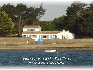 Villa La F'nouil - Ile d'Yeu, Ile d'Yeu