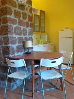 Area cucina e living