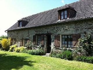 Normandy Holiday Cottage near Neuilly Le Vendin.