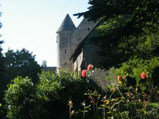 Manoir de Villiers, Port-en-Bessin-Huppain