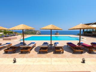 Black Diamond Villa Pasithea in Rhodes Greece