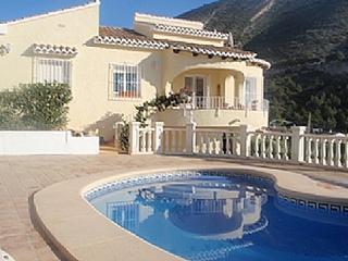 Casa Marie, Cumbre del sol, Moraira