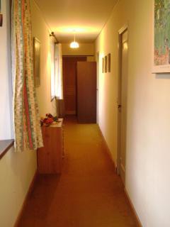 Puis un couloir qui dessert