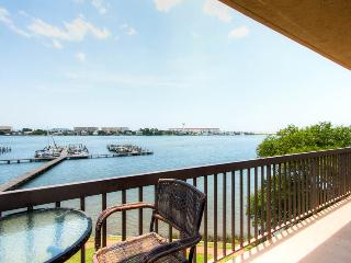 Pirates Bay B401 -1BR-*10%OFF April1-May26*AVAIL Feb14Wkend*REALJOY*BoatSlipsAvail, Fort Walton Beach