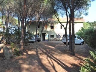 casa vacanze, Cala Liberotto
