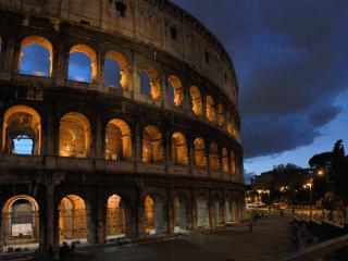 Rome Centrum: Colosseum, Stazione Termini, Trevi
