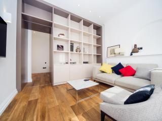 Luxurious one bedroom mews house in Kensington, London