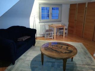 Vacation Apartment in Lorsch - 431 sqft, central, comfortable, country (# 8921)
