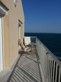Le grand balcon
