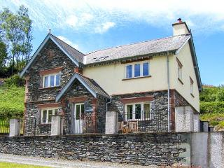 CUNSEY LODGE, Lake Windermere views, en-suites throughout, beautiful cottage