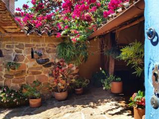 Casa de alquiler de vacaciones superior de casa Huaira en Barichara