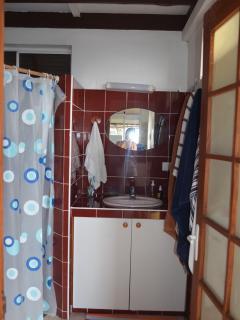 Salle de bain de la maison principale