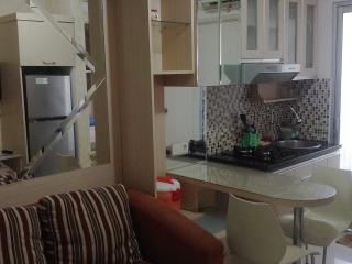 Apartemen 2BR full-furnished, Jakarta