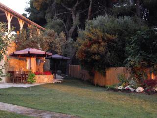 Sanorama Villa Suite mit Panoramablick Sani