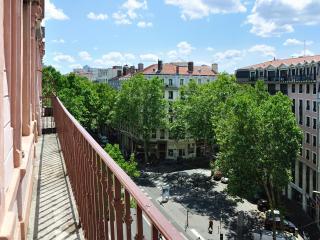 SAXE & THE CITY - 90m² Central LYON, 1 to 8, Balcony