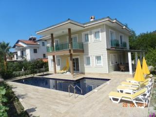 DETACHED VILLA IN DALYAN WITH PRIVATE POOL/JACUZZI