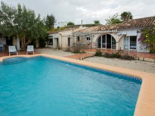 CANEYA - Property for 8 people in Xalo, Jalón