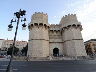 ZONA TORRES DE SERRANO, Valencia
