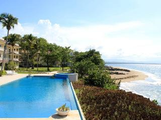 2 Bedroom Beachfront Hispaniola Beach Luxury Condo, Oceanfront, Gated Comm