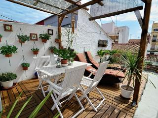 apartamento tipo loft con terraza, Valence
