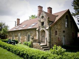 Domaine de Keravel - Gite Adrien Dauzat