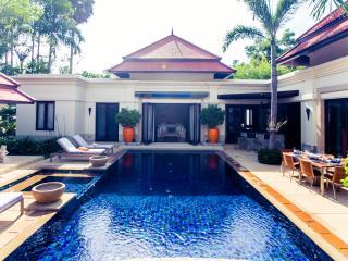 Kids friendly luxury villa in Laguna Sai Tan villa, Phuket