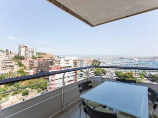 Precioso apartamento en Palma de Mallorca con vist