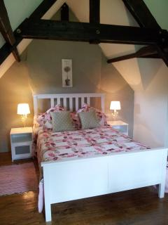Double Bedroom with character beams