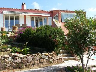 Villa à CARGESE vue mer avec piscine, Cargese