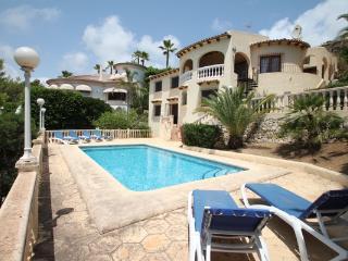 Kanky 10 - family-friendly holiday house in Benissa