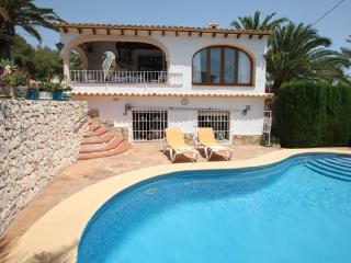 Magellan - holiday home with private swimming pool in Benissa
