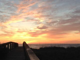 Oceanfront St Augustine Vilano Beach Florida Inlet, Saint Augustine