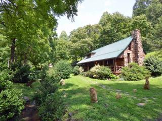Cherokee Creekside Cabin, Whittier