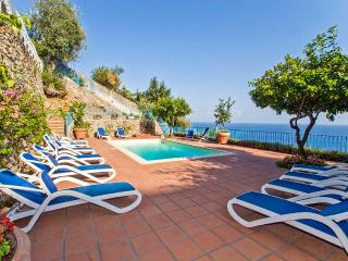 Villa Stella, Sleeps 12, Amalfi