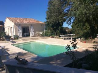 Villa avec piscine sur terrain clos, Ghisonaccia