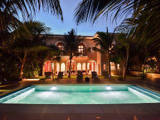 Hacienda Corazon Beach Front 5-10 BR Amazing Villa, Puerto Aventuras