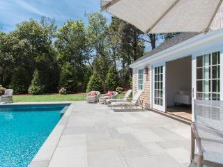 SULLS - Exquisite, Chic,  Edgartown Village Compound, Heated Pebble Tec Pool