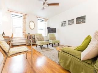 Brownstone Brooklyn apartment right by the subway with easy access to Manhattan