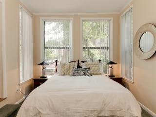 Comfy, Comfy Queen Size Bed in the Master Bedroom