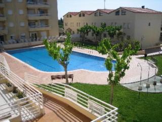 Apartamento diseño cerca playa con piscina, Torredembarra