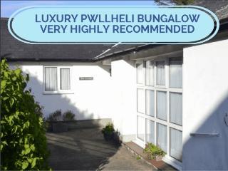 Bryn Llywelyn Bungalow at Pwllheli