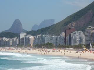RIO COPACABANA-POSTO 6 - BEACH and sea 70 meters, Río de Janeiro